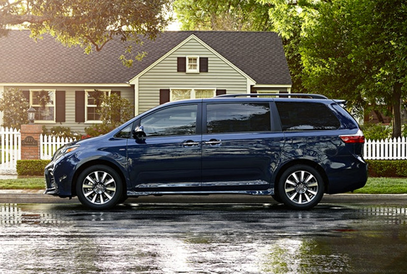 2019 Toyota Sienna In Greer Sc Serving Greenville