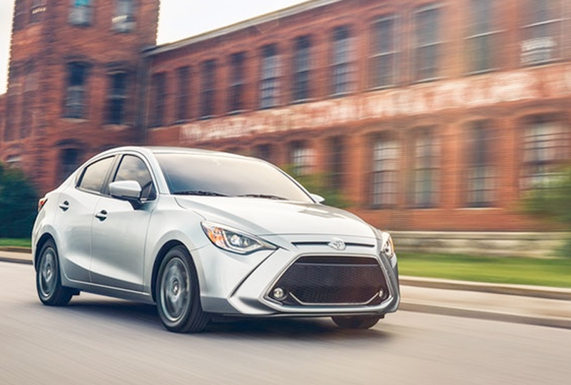 2019 Toyota Yaris Performance Southern Pines NC