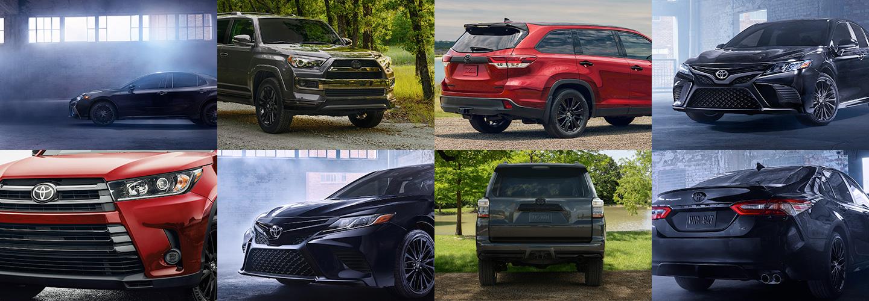 2019 Toyota Nightshade Edition In Fort Pierce Fl Serving