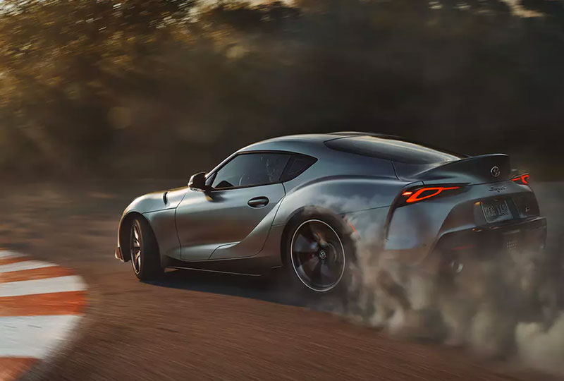 2020 Toyota Supra Performance