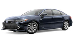2020 Toyota Avalon XLE Hybrid