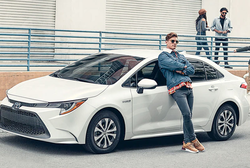 2020 Toyota Corolla Design
