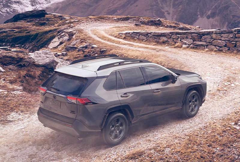 2020 Toyota RAV$ TRD Pro Off-Road Performance