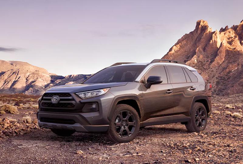 2020 Toyota RAV$ TRD Pro Off-Road Style