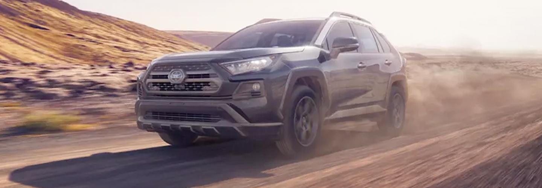 2020 Toyota RAV$ TRD Pro Off-Road