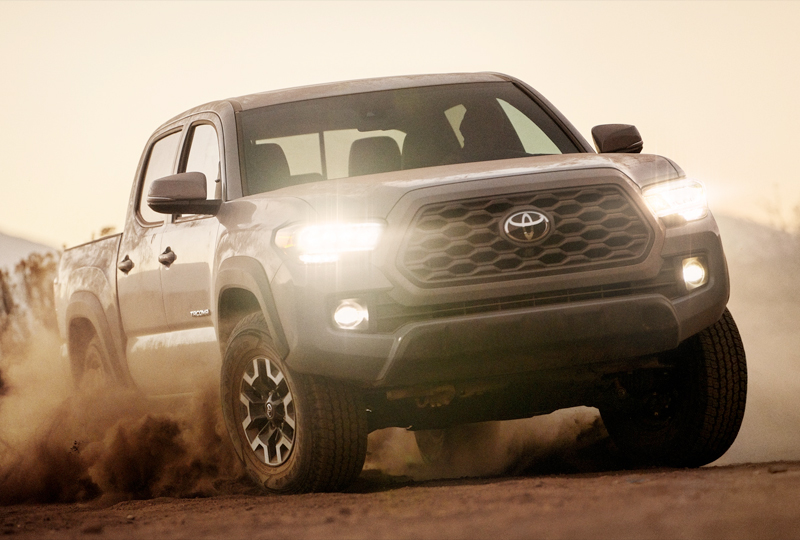 2020 Toyota Tacoma Ruggedly Handsome