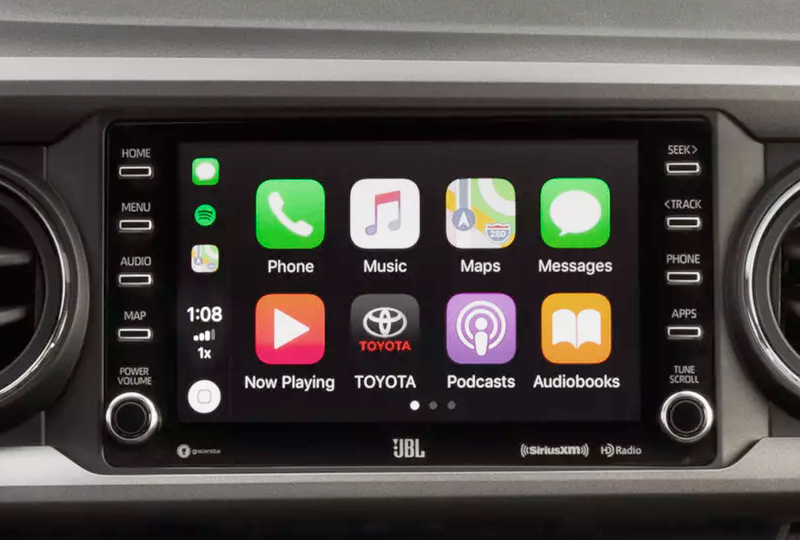 2020 Toyota Tacoma Smarter Sound