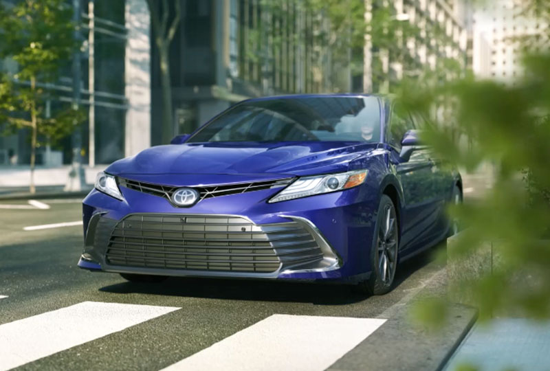2021 Toyota Camry Coming Soon gallery 2