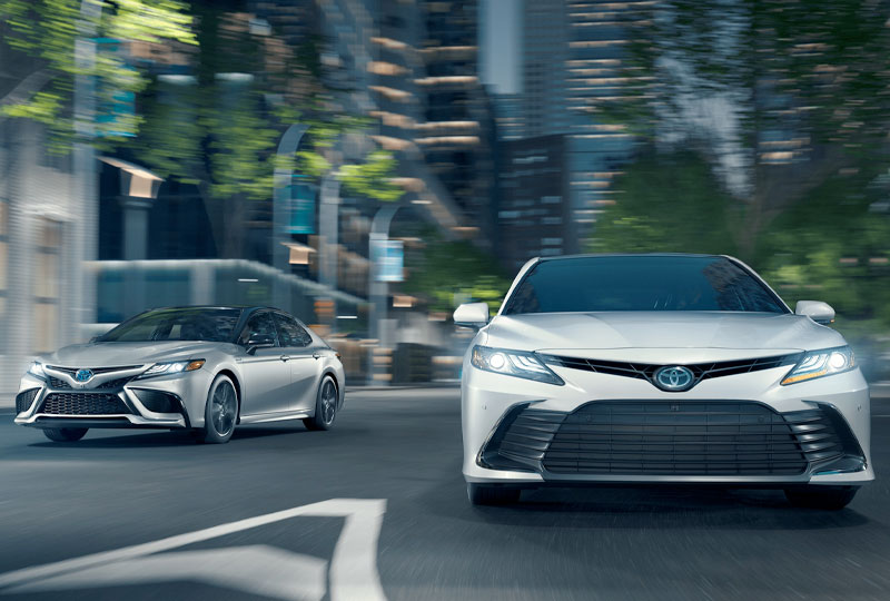 2021 Toyota Camry Coming Soon gallery 5