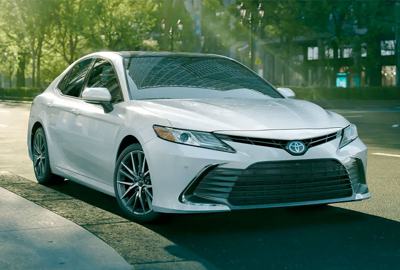 2021 Toyota Camry Coming Soon styling