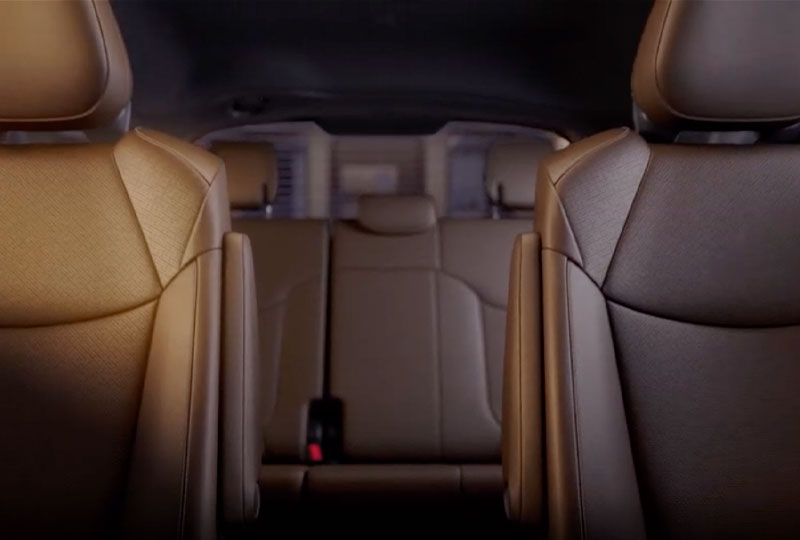 2021 Toyota Sienna  Comfort That Goes Beyond What's Expected
