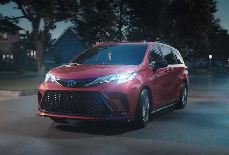 2021 Toyota Sienna  All-Weather Reliability