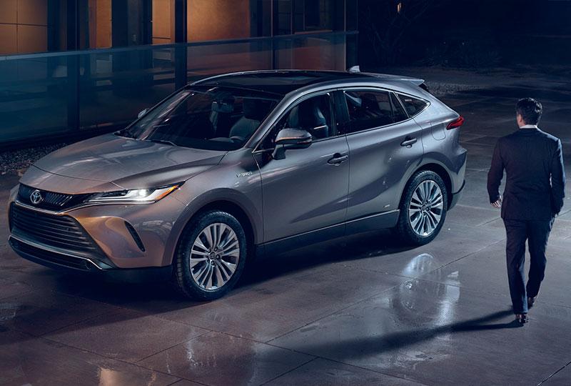 2021 Toyota Venza   gallery 7
