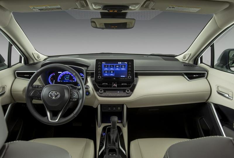 2022 Toyota Corolla Cross  Coming Soon image3