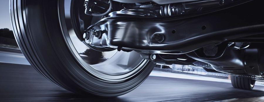 GTI Sport suspension