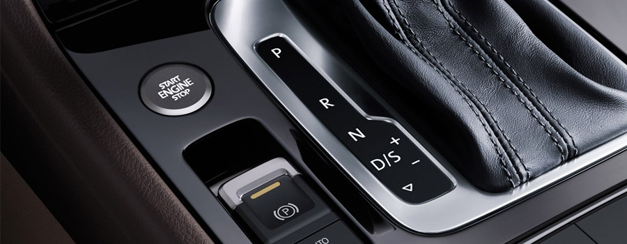 8-speed automatic transmission with Tiptronic® and Sport mode