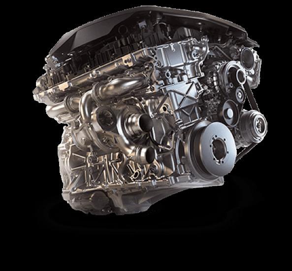 Featuring an all-new 335-horsepower