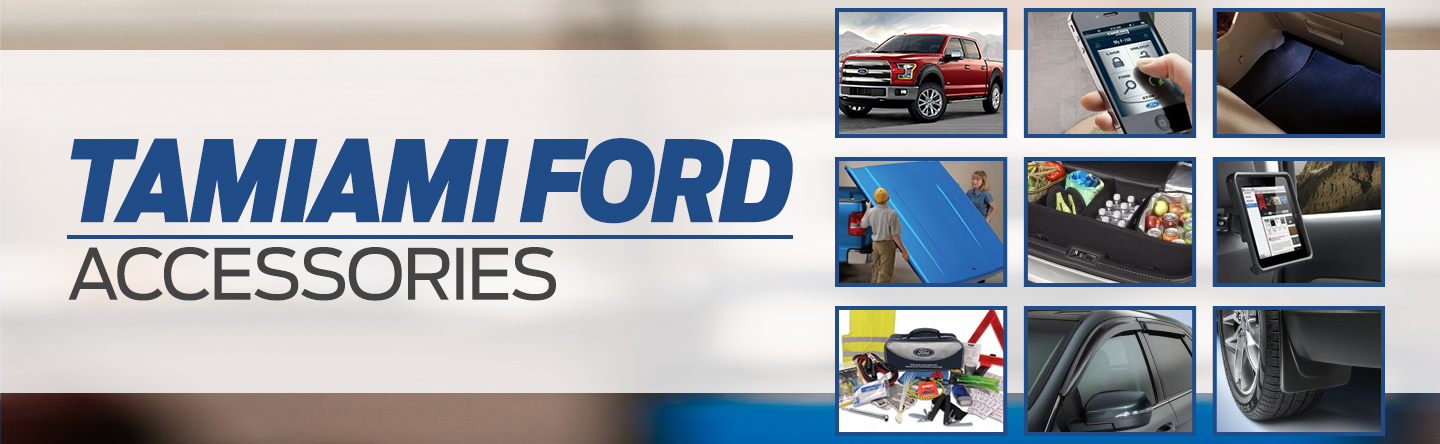 Ford Accessories Naples FL
