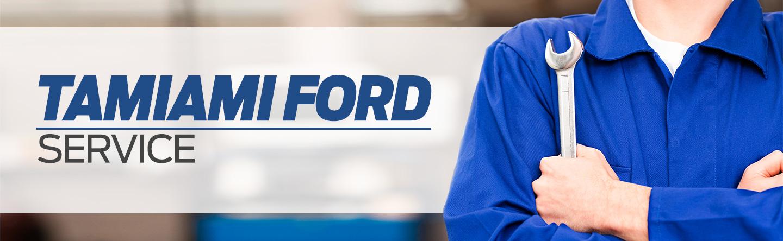 Ford auto service repairs Naples FL