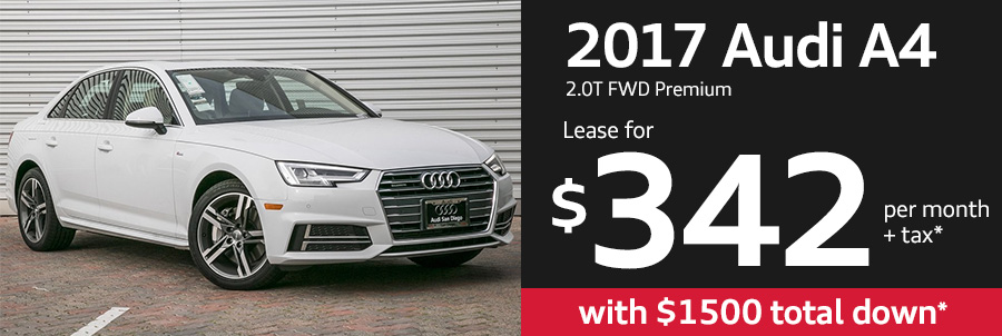 ca silver new miles per courtesy fwd year includes in months vehicle price at is diego due audi signing htm premium customer dealership florett san cash metallic lease