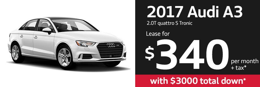 Audi San Diego New Audi Dealership In San Diego CA - Audi a3 quattro lease