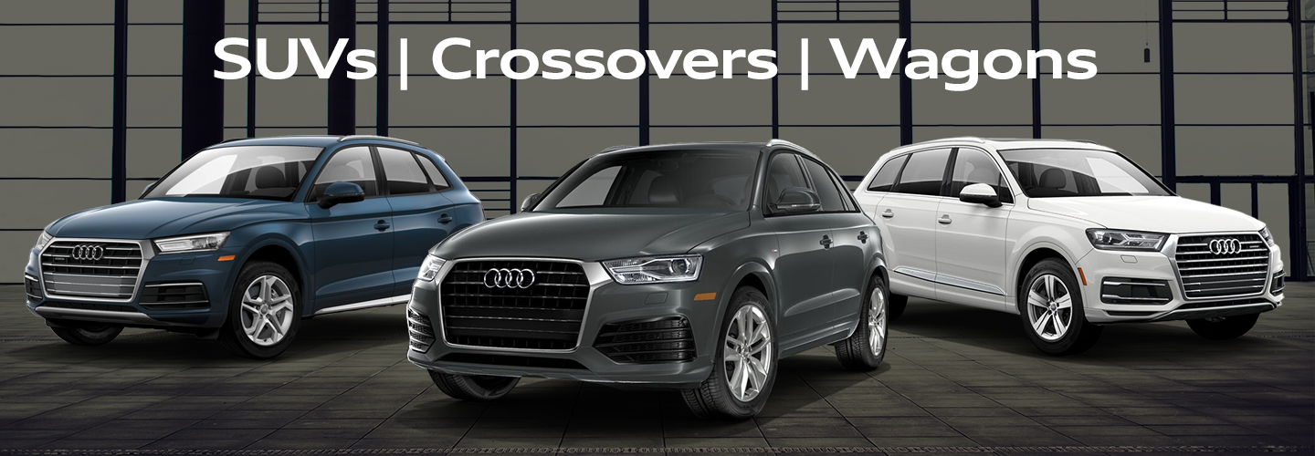 Suvs Crossovers Wagons At Audi Willow Grove