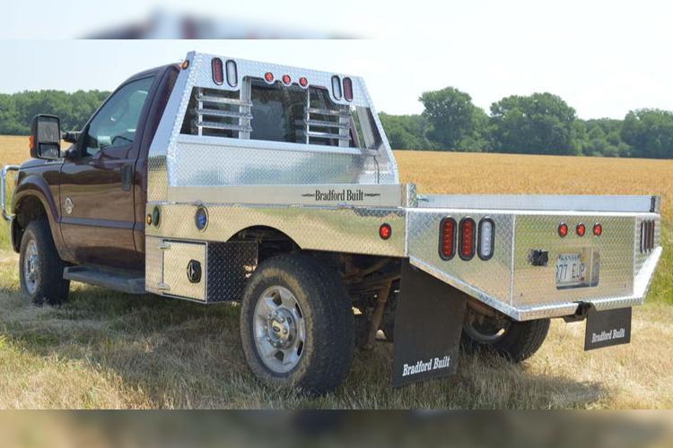 Bradford Built Truck Beds In Manhattan Ks Heartland Truck Beds