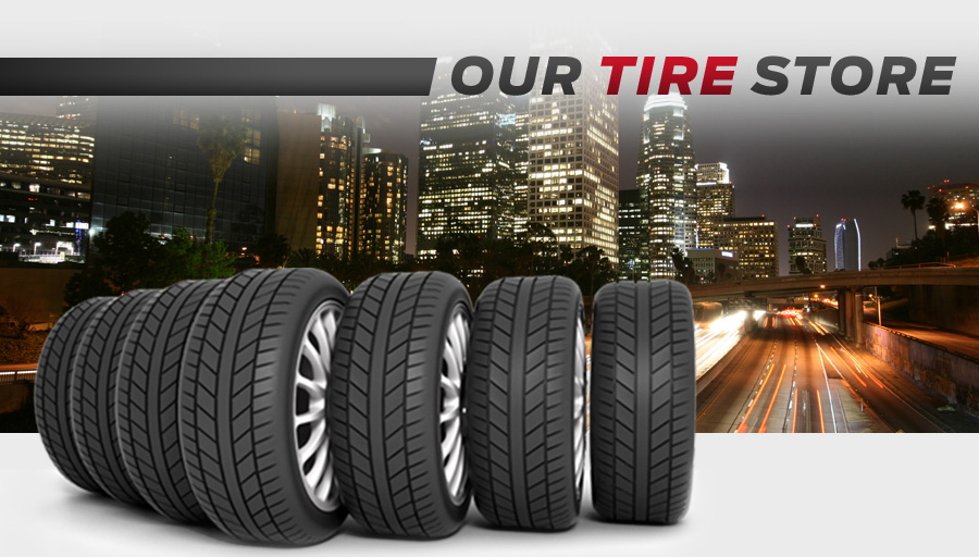 Our Tire Store In Jacksonville FL At Acura Of Orange Park - Acura tires