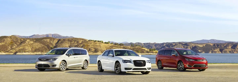 Chrysler  Brand Header