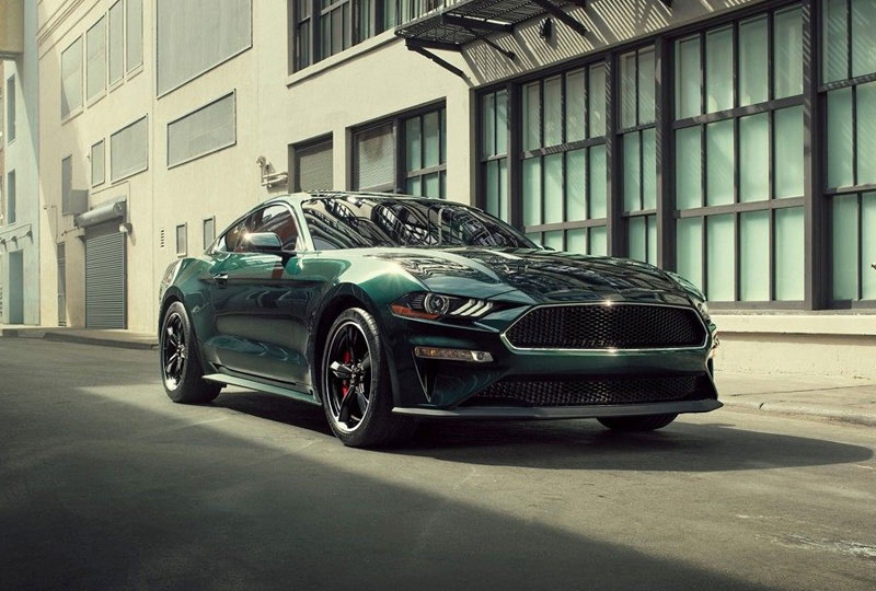 used mustang image1