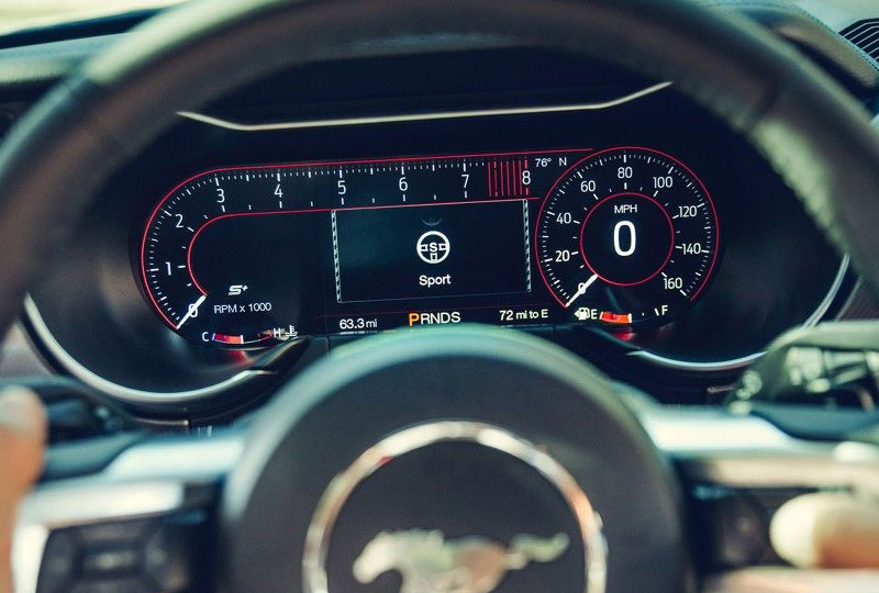 used mustang image2