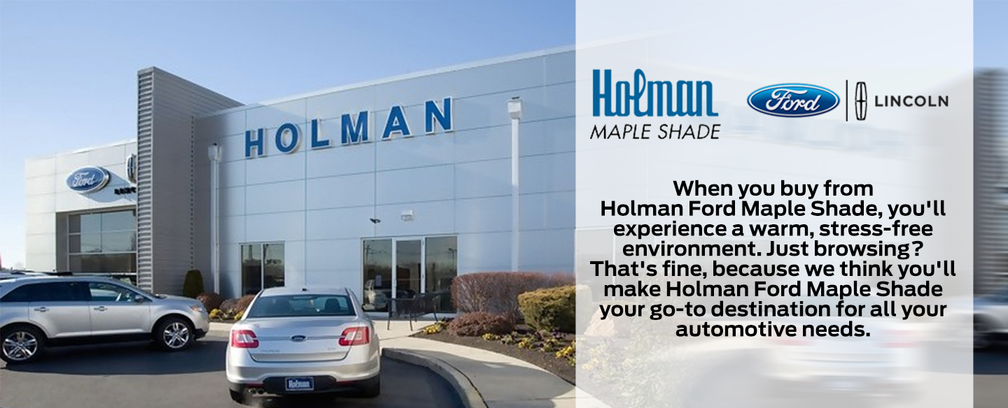 new ford vehicles at holman ford maple shade in maple shade nj. Black Bedroom Furniture Sets. Home Design Ideas