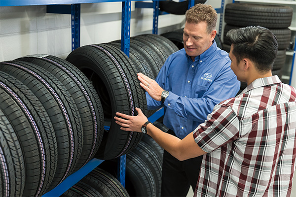 Why Buy Tires