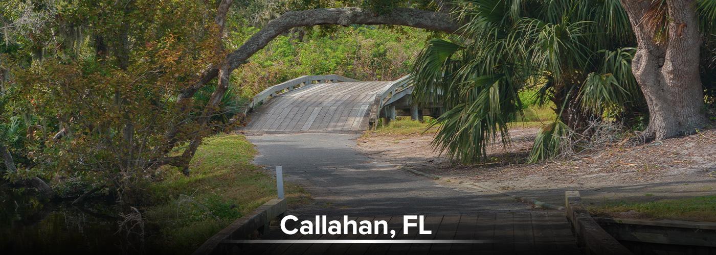 callahan, FL City Page Header