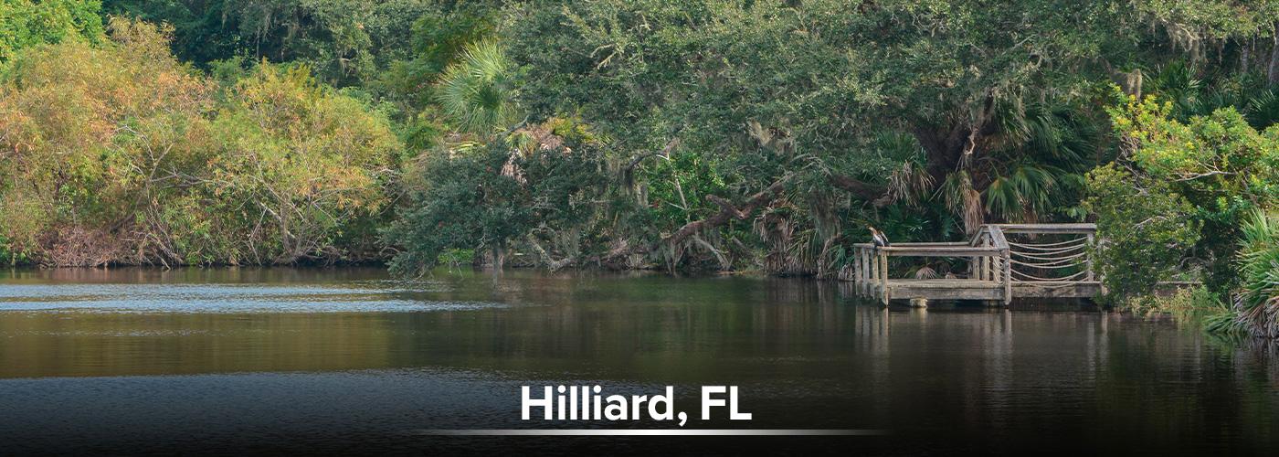 Hilliard, FL City Page Header