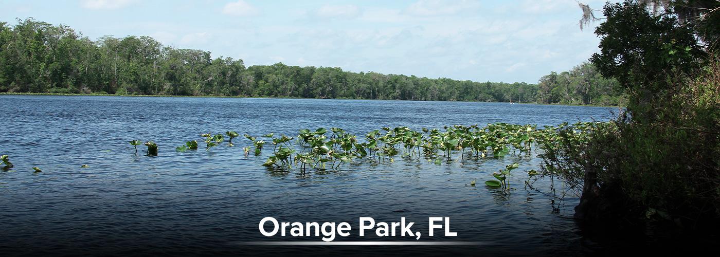 Orange Park, FL City Page Header
