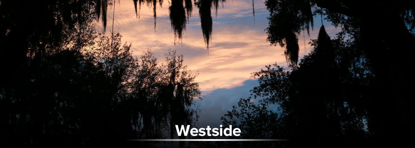 Westside, FL City Page Header