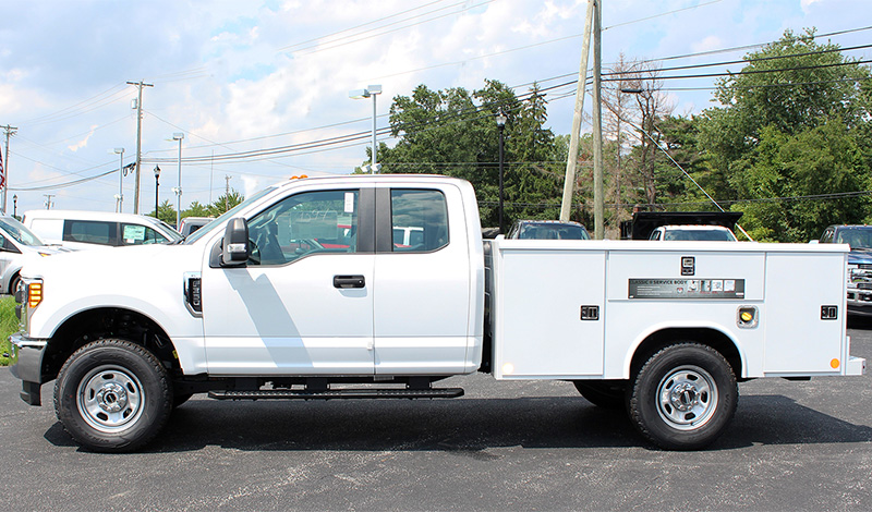 Ford Commercial Vehicles In Turnersville Nj
