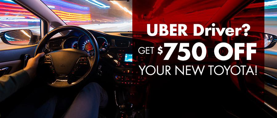 uber driver header
