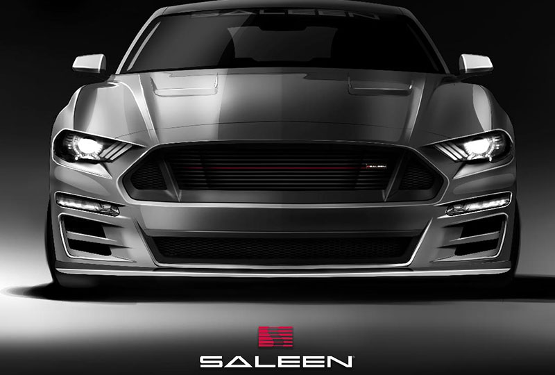Ford Saleen
