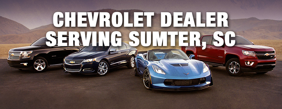New Chevrolet, Cadillac, U0026 Used Car Dealer Serving Sumter, SC | Jones  Chevrolet Cadillac