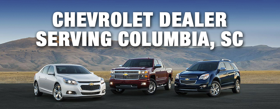 Chevrolet Dealers In Sc >> New Chevrolet Cadillac Used Car Dealer Serving Columbia Sc