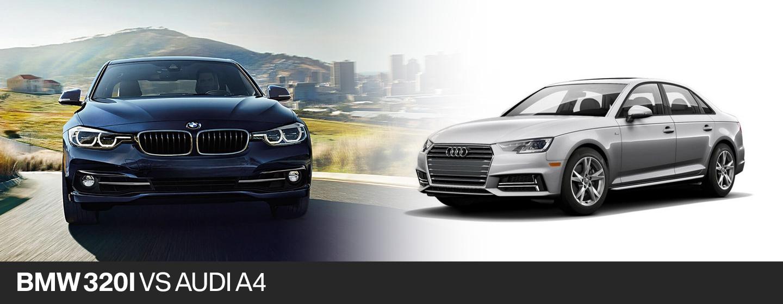 3b5f30f20f87 2018 BMW 320i vs. 2018 Audi A4 in Fort Lauderdale
