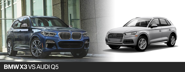BMW X Vs Audi Q In Fort Lauderdale FL - Audi q5 vs bmw x5