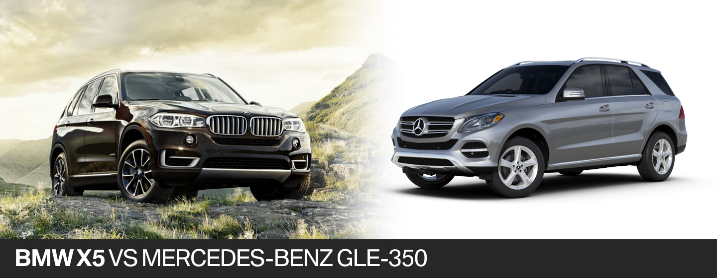 2018 bmw x5 vs 2018 mercedes benz gle in pembroke pines fl