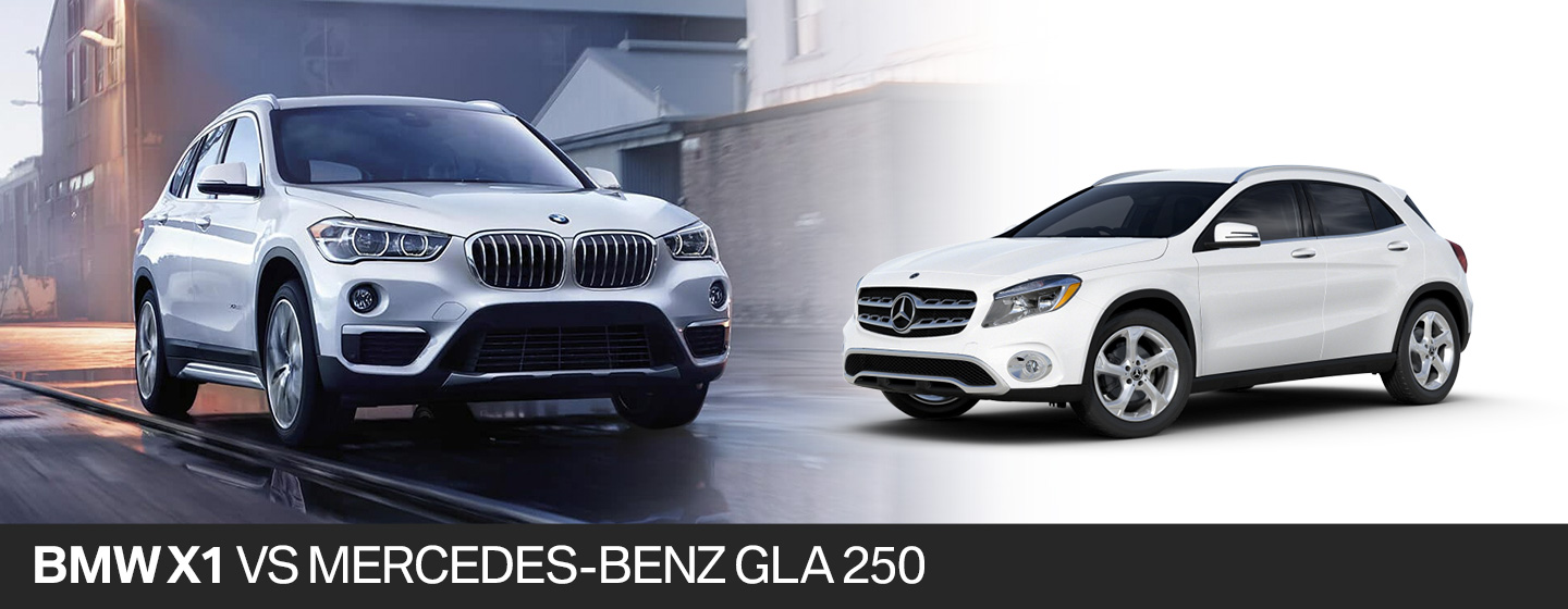 2018 bmw x1 vs 2018 mercedes benz gla in pembroke pines fl