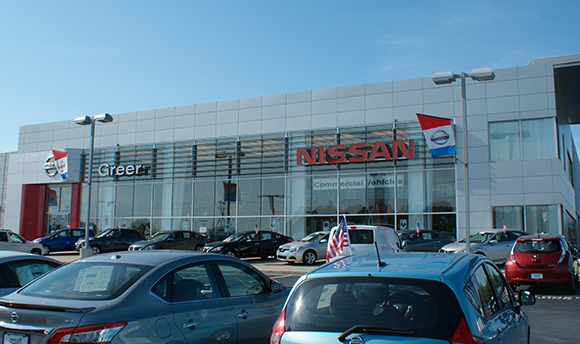 Nissan of Greer Is Proud to Be Your Hometown Nissan Dealer