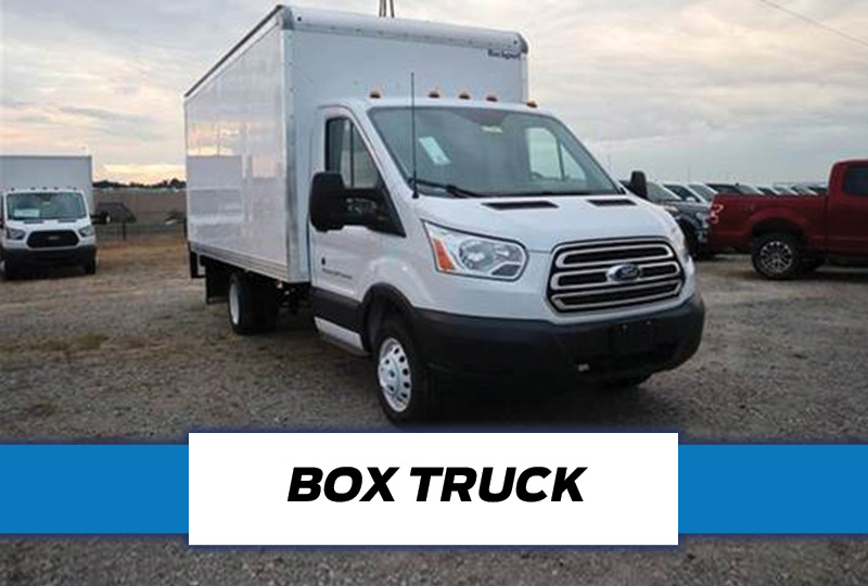 Commerical Truck boxtruck