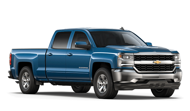 Chevrolet Truck Lineup at Roger Dean Chevrolet in Cape ...