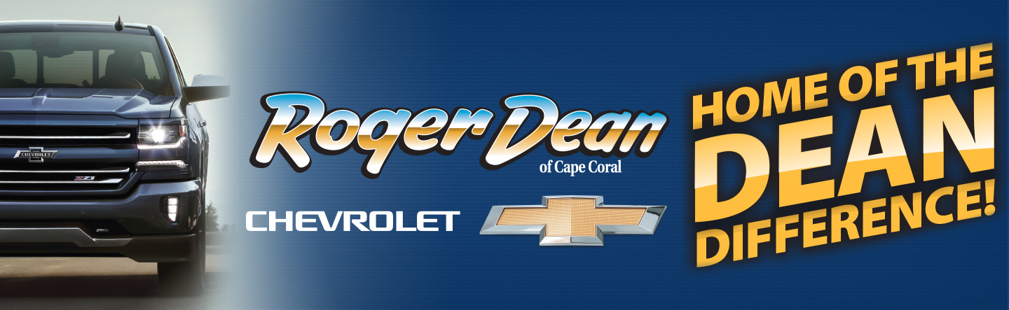 Roger Dean Chevrolet Cape Coral Is A Cape Coral Chevrolet Dealer And
